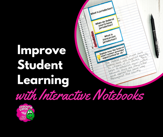 How to Improve Student Learning with Interactive Notebooks