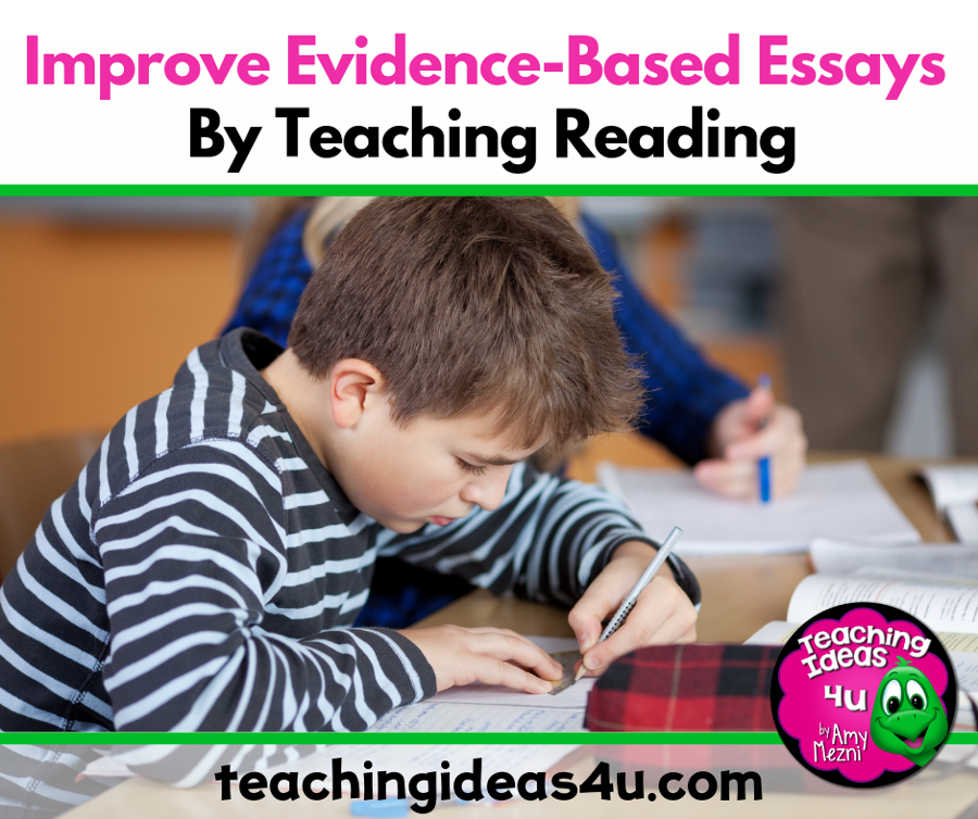 Teaching-Ideas-4u-Amy-Mezni-Evidence-Based-Writing