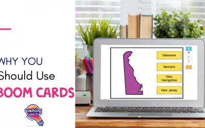 Why You Should Be Using Boom Cards In Your Virtual Classroom