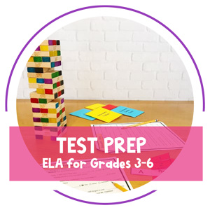 Teaching Resources - Test Prep by Amy Mezni on Teaching Ideas 4U