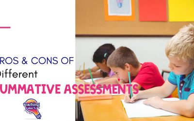 Pros & Cons of Different Summative Assessments